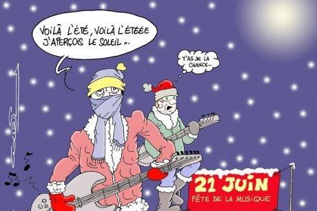 Les dessins humoristiques du Journal Sud Ouest sur l actualité du Médoc - Page 2 10930510