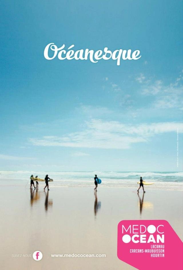La campagne de pub de Médoc Ocean 26927010