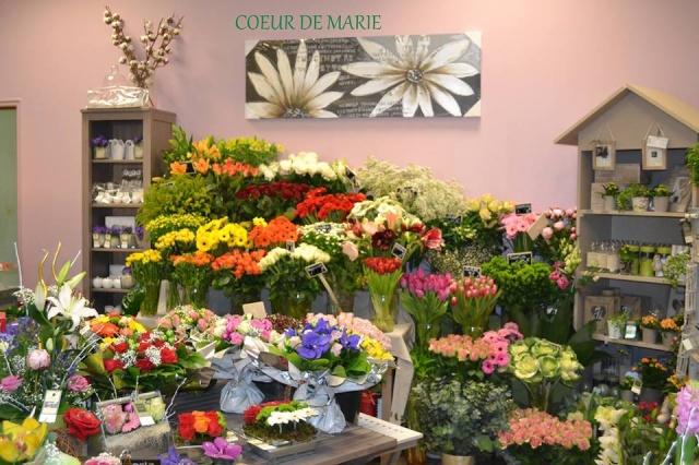 Coeur de marie artisan fleuriste à Ludon Médoc 29483410
