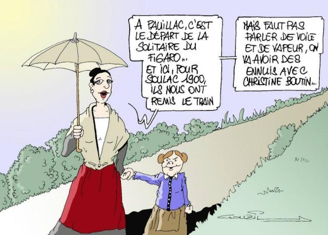 Les dessins humoristiques du Journal Sud Ouest sur l actualité du Médoc - Page 2 43178810