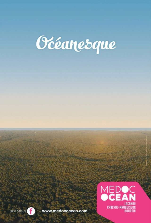 La campagne de pub de Médoc Ocean 60225310