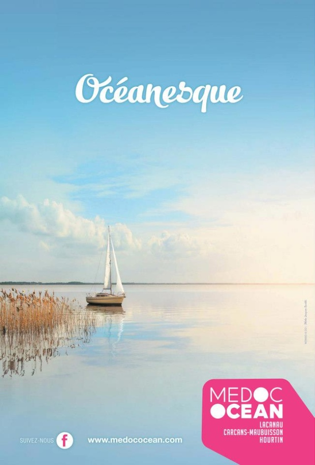 La campagne de pub de Médoc Ocean 62558010