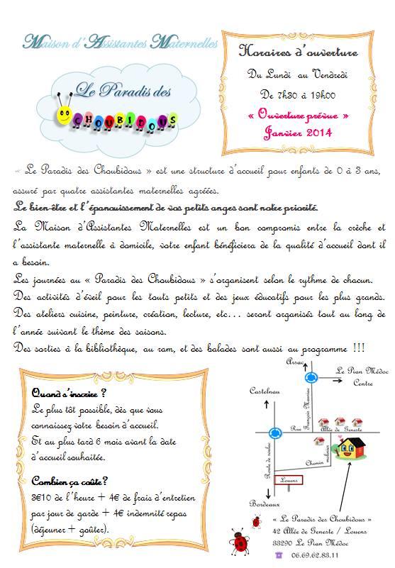 M.A.M Le Paradis des Choubidous 6477_110