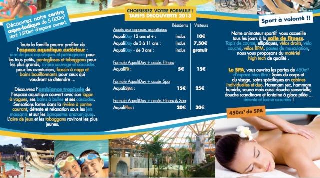 Centre aquatique Aqualiday Airotel lacanau Aqua_t10