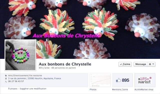"""Page Facebook """"Aux Bonbons de Chrystelle"""" Bonbon10"""
