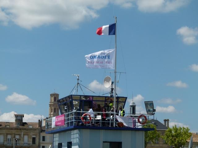 La Solitaire du Figaro à Pauillac P1150623