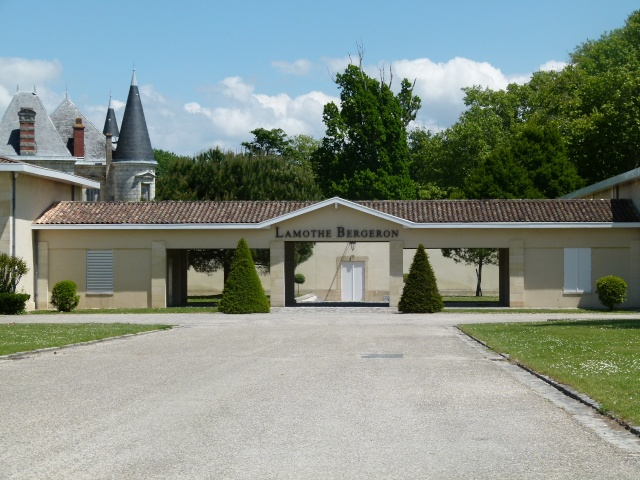 Chateau Lamothe Bergeron  P1150631