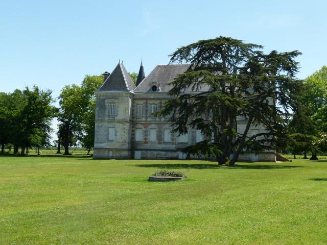 Chateau Lamothe Bergeron  P1150632