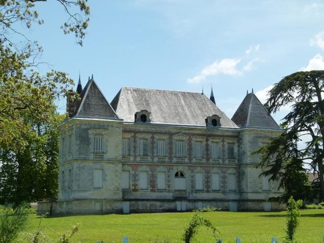 Chateau Lamothe Bergeron  P1150634