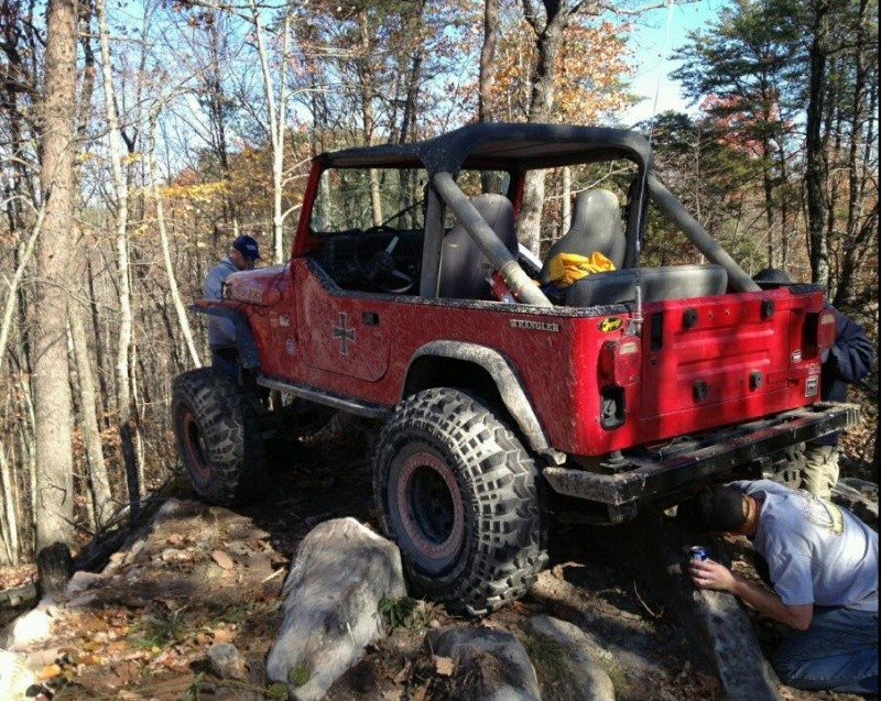 Slick Ass Jeep YJ for sale - Cheap!   Brian_10