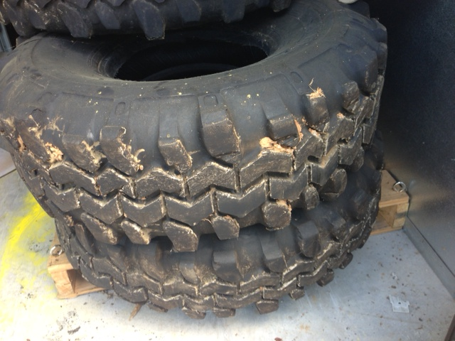 "36"" Super Swamper TSL Pair of tires Photo_10"