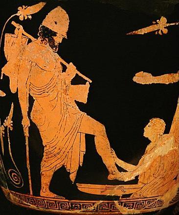 MYTHOLOGIE GRECQUE : L'ODYSSÉE d'HOMÈRE Eurycl10
