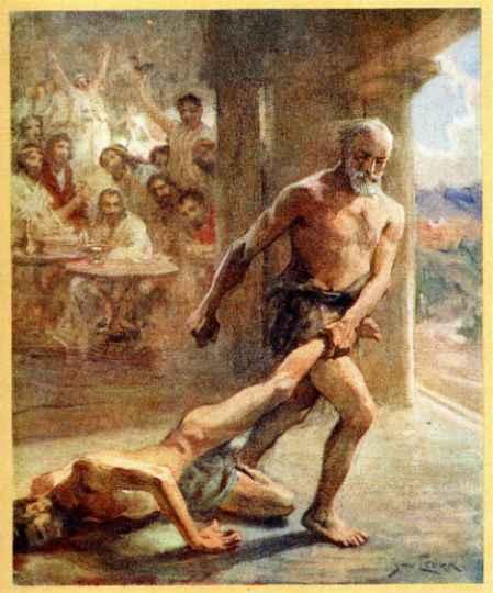 MYTHOLOGIE GRECQUE : L'ODYSSÉE d'HOMÈRE Styka110