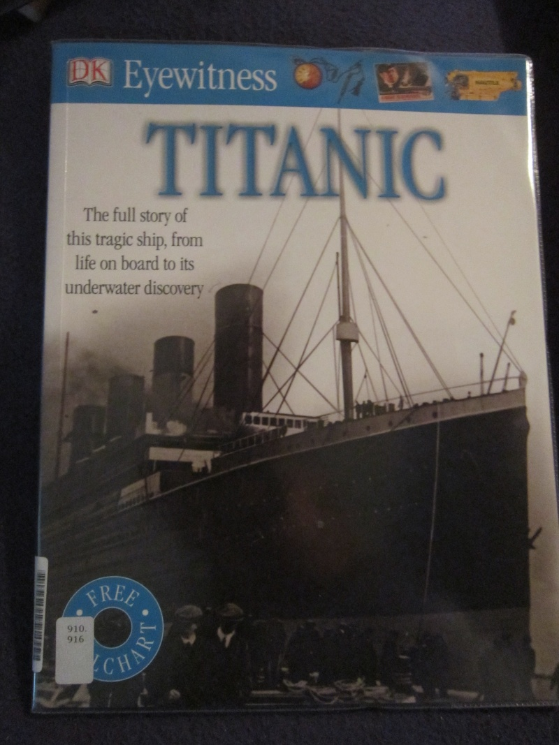 On a sea of glass : The life & the loss of the RMS Titanic - Page 2 20130510
