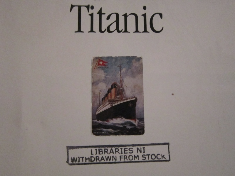On a sea of glass : The life & the loss of the RMS Titanic - Page 2 20130512