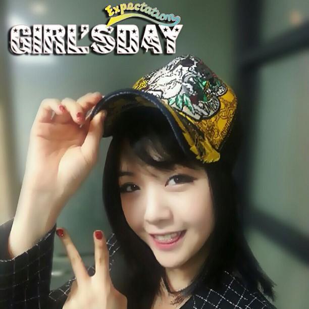 [PHOTO] 18.05.13 Girl's Day Minah – 'Sonro' Sponsor 15ba0710