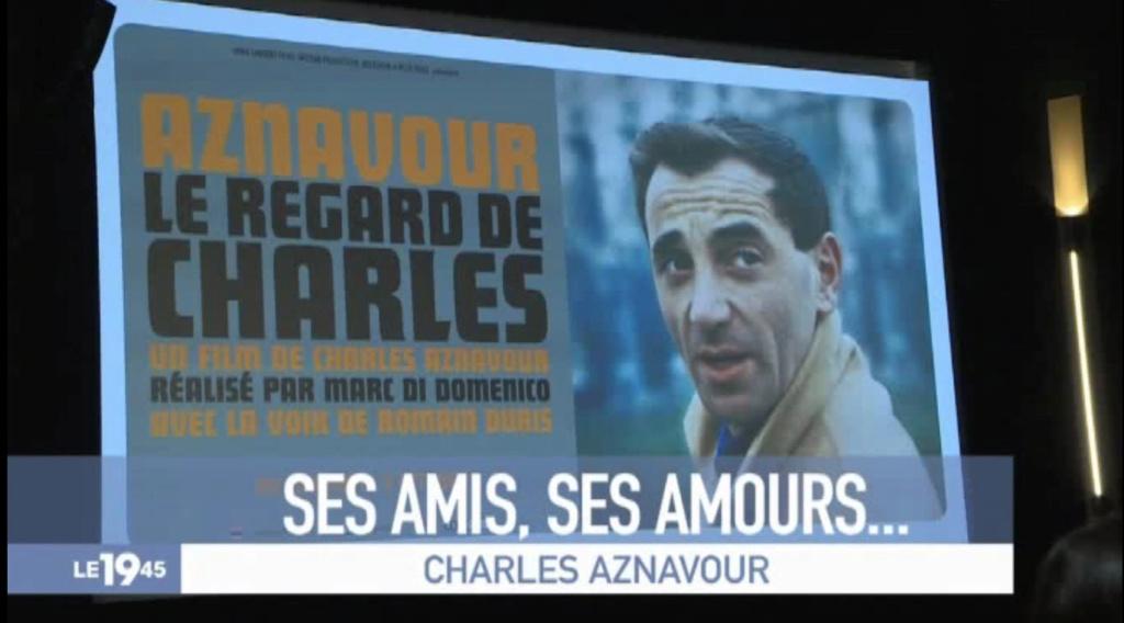Film Le regard de Charles 2010