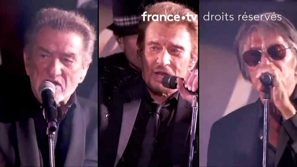 """""""Les Vieilles Canailles, histoire d'un concert mythique"""" à la TV 2019_115"""