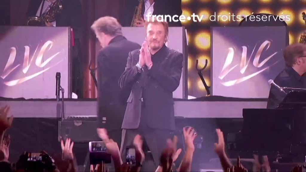 """""""Les Vieilles Canailles, histoire d'un concert mythique"""" à la TV 2019_117"""