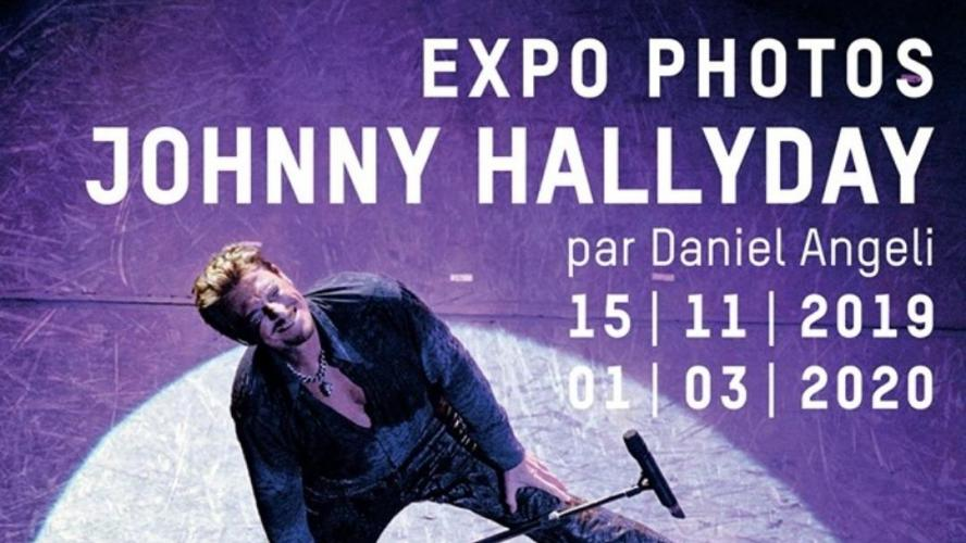 Expo Johnny pour nos amis Belges B9720610