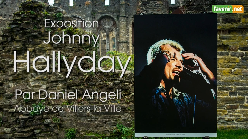 Expo Johnny pour nos amis Belges Expo_a11