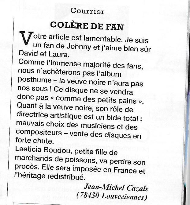 Et de Douze ....Toujours N° 1 des ventes en 12 ème semaine consécutive Figaro10