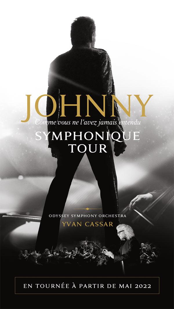 Johnny Symphonique Tour, Johnny10