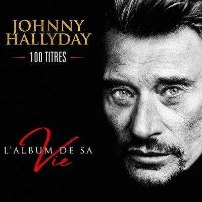 Johnny Hallyday L'album de sa vie L-albu10