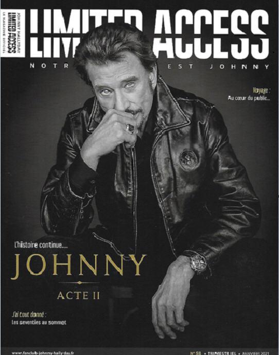 Johnny dans la Presse 2021 La5811