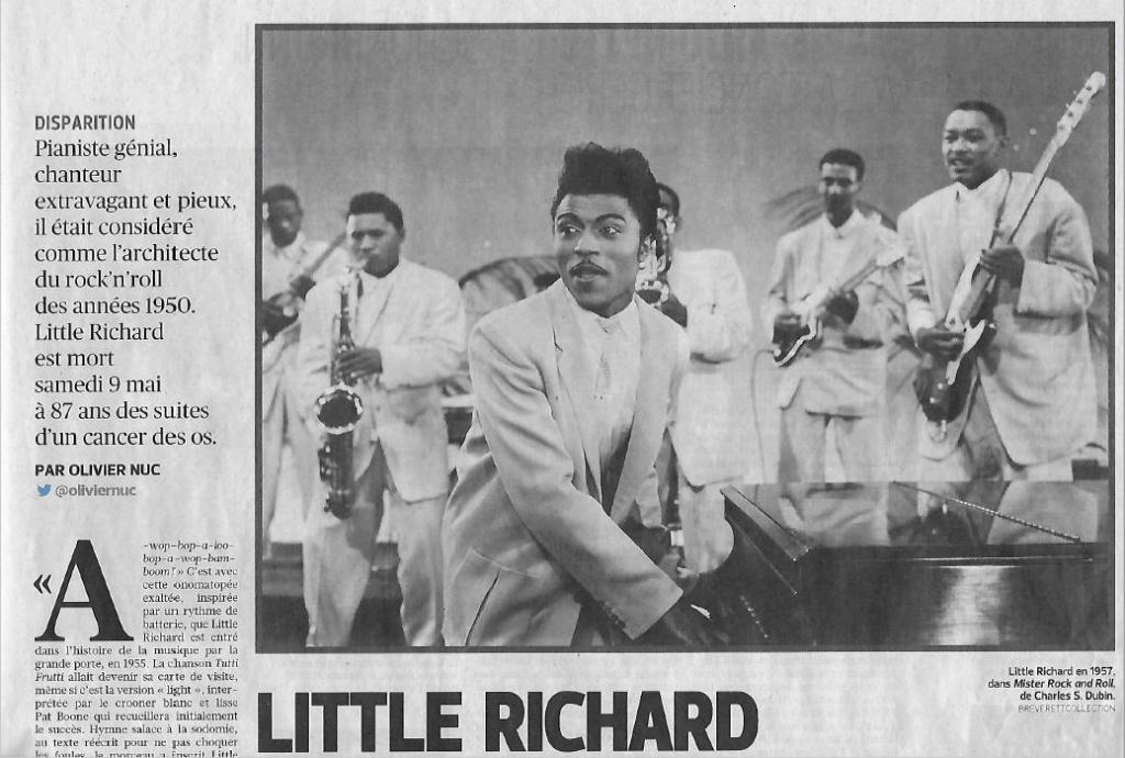 Décès de Little Richard - Page 3 Little11