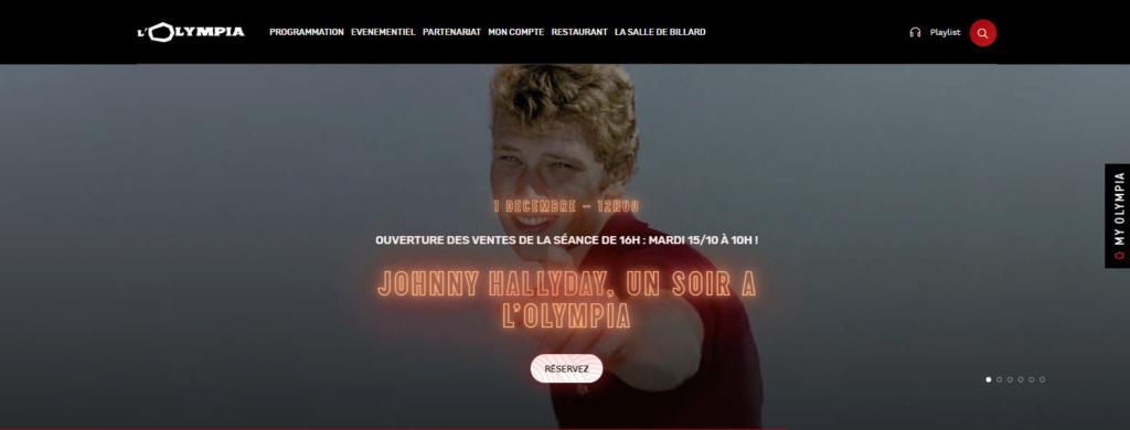 Johnny, un soir à l'Olympia le 1er Décmbre 2019 - Page 5 Olympi11
