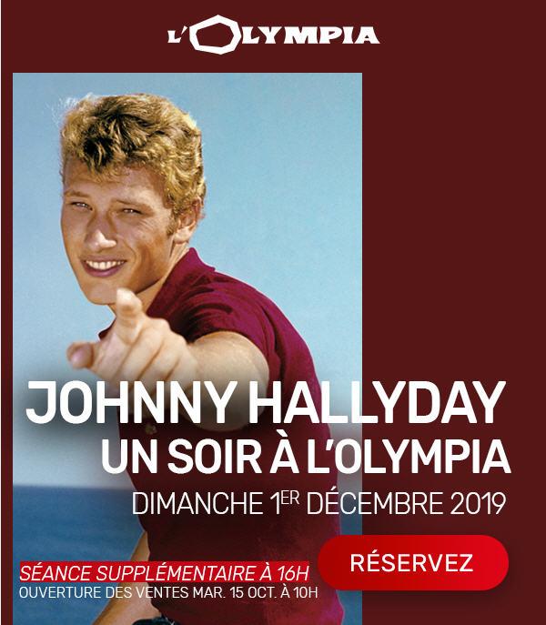 Johnny, un soir à l'Olympia le 1er Décmbre 2019 - Page 5 Olympi12
