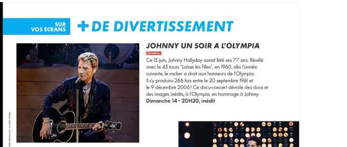 Johnny un soir à l'Olympia Un_soi10