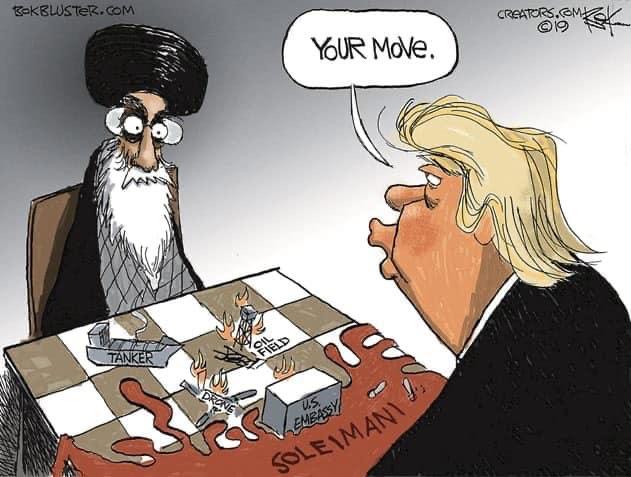 États-Unis-Iran: le risque d'un embrasement - Page 2 6f094c10