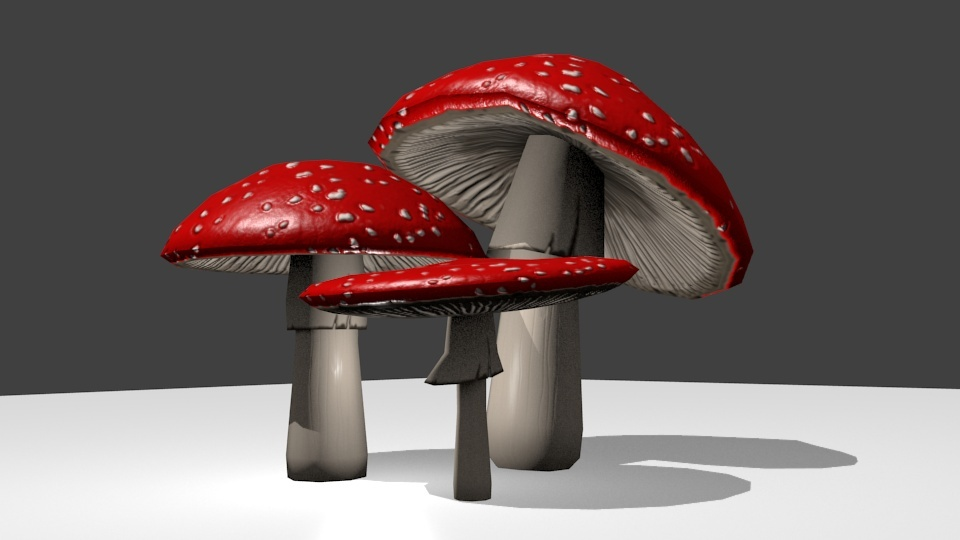 Toadstools Toadst10