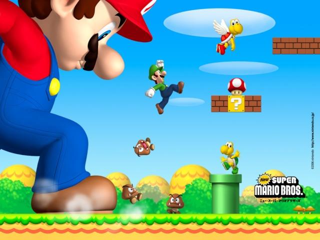 Mario New-su10