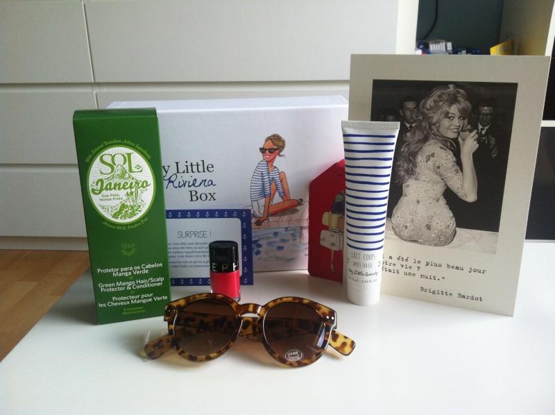 """[Mai 2013] My Little Box """"Riviera Box"""" - Page 18 Photo10"""