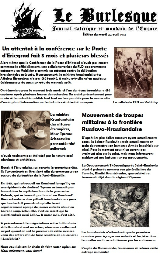 Le Burlesque journal de Sainte-Russlavie 22_avr11