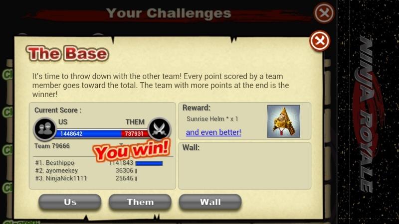 Epic Team Battle Screen Shot! Screen12