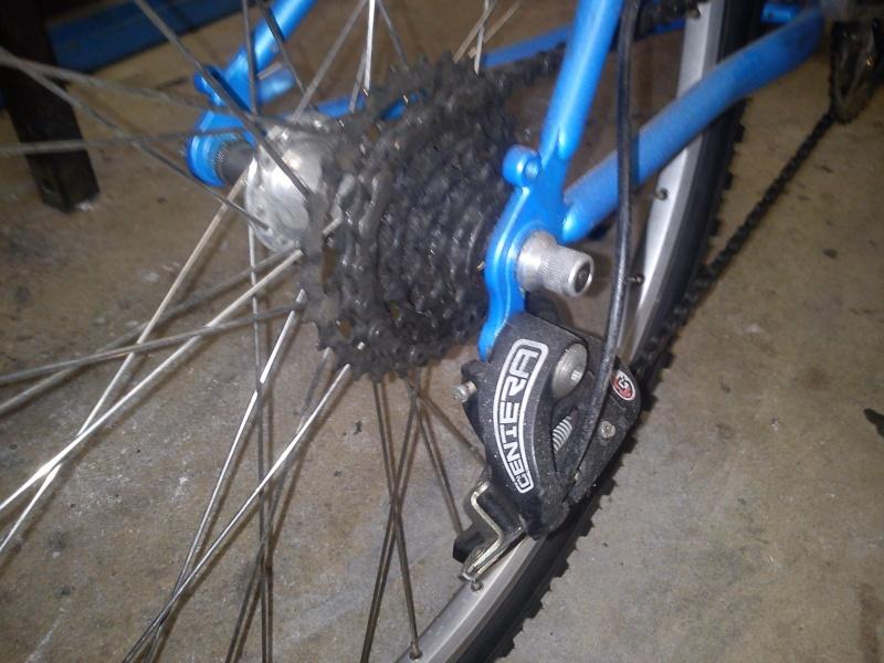 rockrider - [Rockrider 530] VTT futur vélotaf  Img_2015