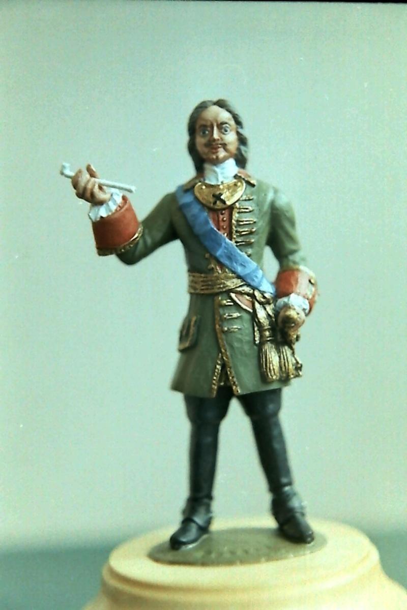 Cäsar und Peter der Große, 75 mm 1-19-212