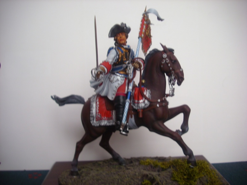 Officer, Orleans Cavalry C10