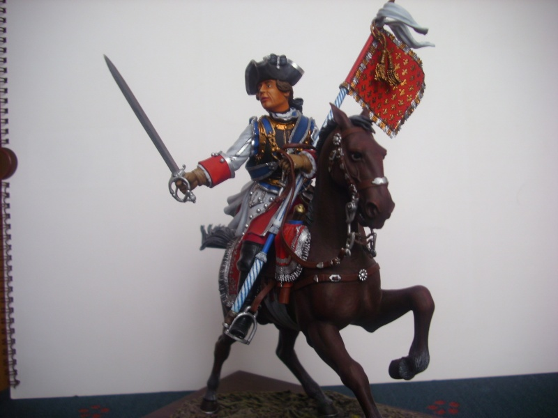Officer, Orleans Cavalry D10