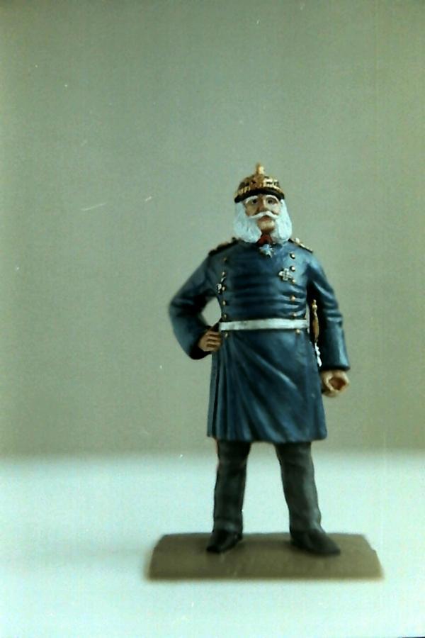 Kaiser Wilhelm I. von Helmut Peipp, 54 mm K800_110