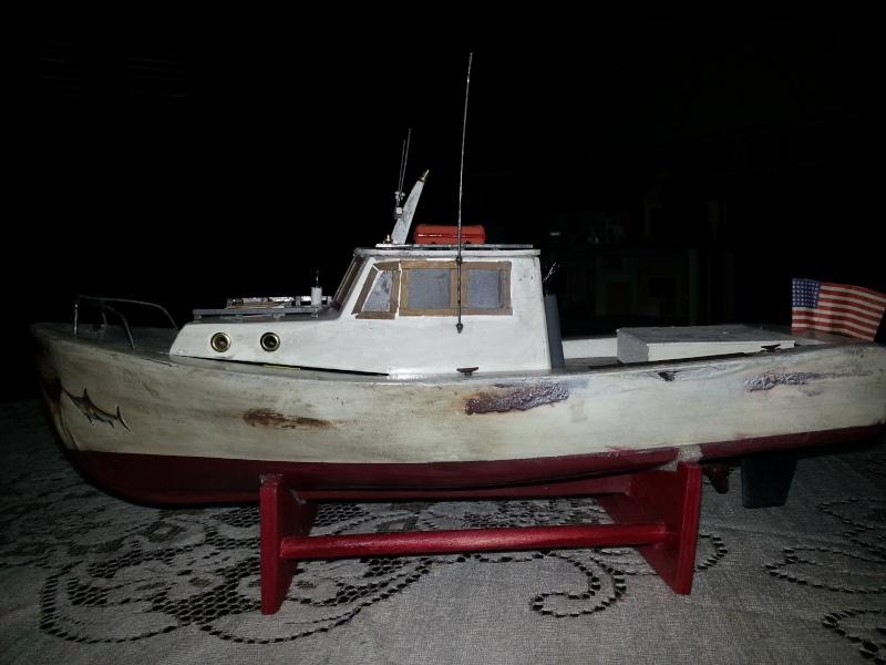 American lobster boat 20130520