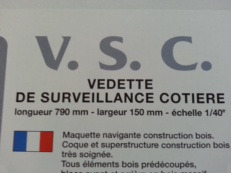 """Patrouilleur cotier de """" new maquette"""" 20130533"""