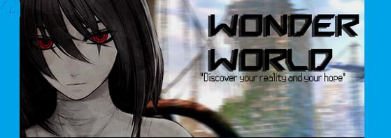 ~Wonder World~ Zzzzzz26