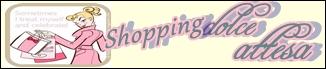 """Cosa mi occorrerà?Shopping e acquisti della """"DolceAttesa"""""""