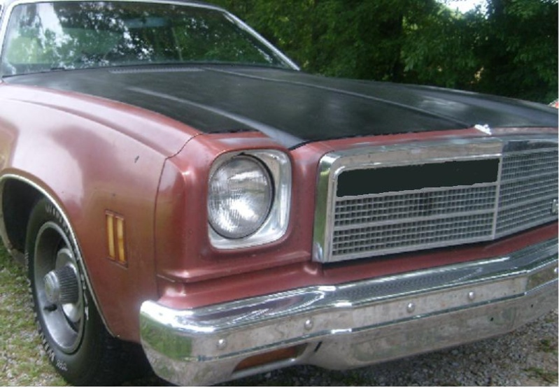 74 Chevelle grill questions Crp11