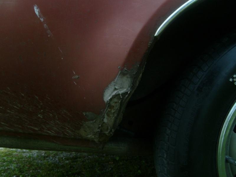 quarter panel fix? Repair11